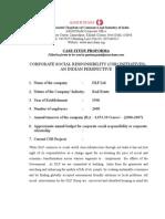 Dlf- Assocham Csr Case Study