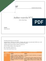 Analisis Curricular 2