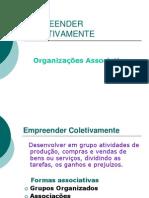 Associação e Cooperativa