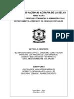 ArticuloCientifico_El ISC Combustibles Impacto Medio Ambiente Salud