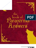 The Book of Paranormal Answers