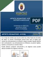 Artritis idea Juvenil y Distrofia Muscular