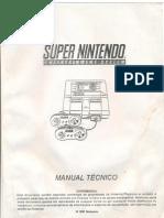 Manual Tecnico Super Nintendo