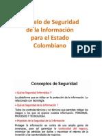 Seguridad de La ion Colombia