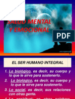 Salud Mental y Emocional