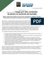 Leadpaint Press Spanish