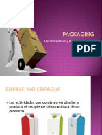 Packaging Romero y Araus