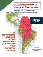 Cuadernos para la Crítica al Capitalismo 09