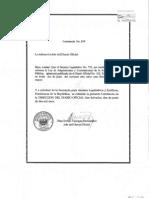Decreto 725 Reformas LACAP 2011