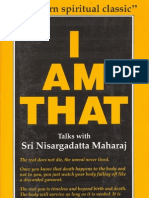 Nisargadatta Maharaj - eBook - I AM THAT Complete)