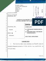 11 Cv 08512 GHK MRW Document 1 Complaint