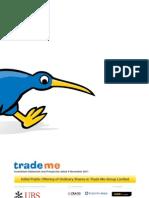 Trade Me Prospectus