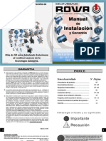 Manual de Instalacion de Electrobombas Circuladoras