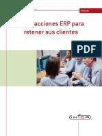 Cinco Acciones ERP Para Retener Sus Clientes