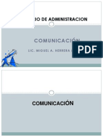Tema 8 Comunicación