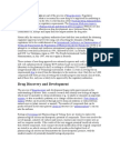 Regulatory Requirements Are Part of the Process of Drug Discovery
