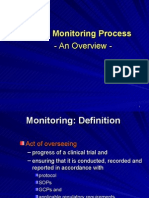 Monitoring 24 March 2006