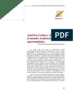 América Latina y El Caribe, tendecias y oportunidades