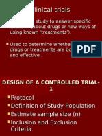 Clinical Trials1