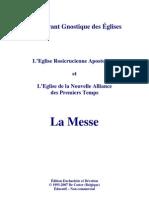 Courant_Gnostique_Eglise_rosicrucienne_la_Messe