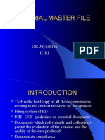 Trial Master File
