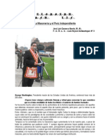 DISCURSO 2011 La Masonería y la independencia del Per1 (1)
