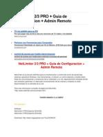 NetLimiter 2 y 3 configuracion