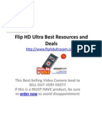 Flip HD Ultra Best Resources and Deals