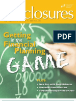 Disclosures July August 2010