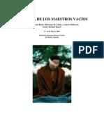 La Magia de los Maestros Vacíos (Geshe Michael Roach)