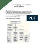 Struktur Organisasi Bank Beserta Tugas