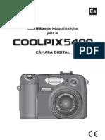 Nikon Coolpix 5400 Es