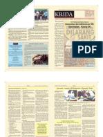 Koran Krida Edisi 11 Sepetember 2011