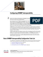 Configuring DVMRP Interoperability PDF
