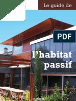 45891105 Le Guide de l Habitat Passif