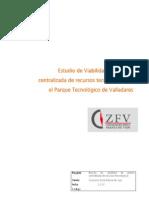 306_Estudio de Viabilidad de gestión centralizada de recursos tecnológicos Parque Logistico y tecnoló