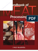 Handbook of Meat Processing