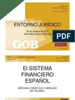 Entorno jurídico. 2ª Sesión