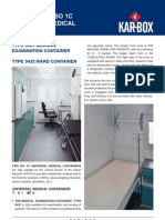 Iso 1c Container Universal Medical