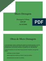microdrenagem