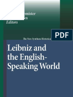 Leibniz.and the English Speaking World