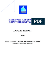 Air Pollution and GIS