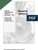 Instrucciones SLC500 Español