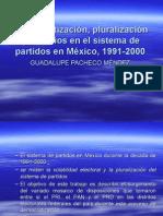 n Pluralización y Cambios en El Sistema