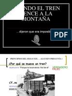 Presentación Ferrocarriles (para exponer (con animaciones))