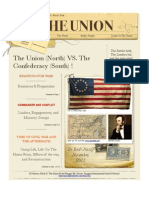 US. Civil War. (Union)