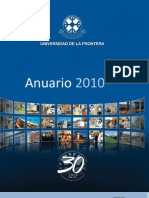 Anuario UFRO 2010