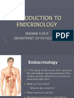 Introduction to Endocrine