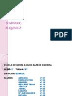 I SEMINARIO QUIMICA