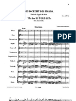 Mozart - Le Nozze Di Figaro (Complete Score - Partition, Partitura